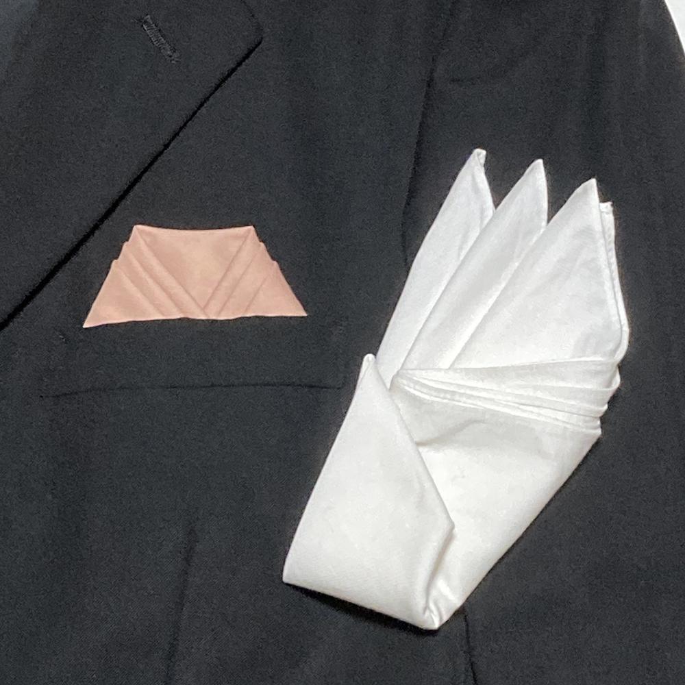 抗菌抗ウイルス クレンゼ ポケットハンカチ