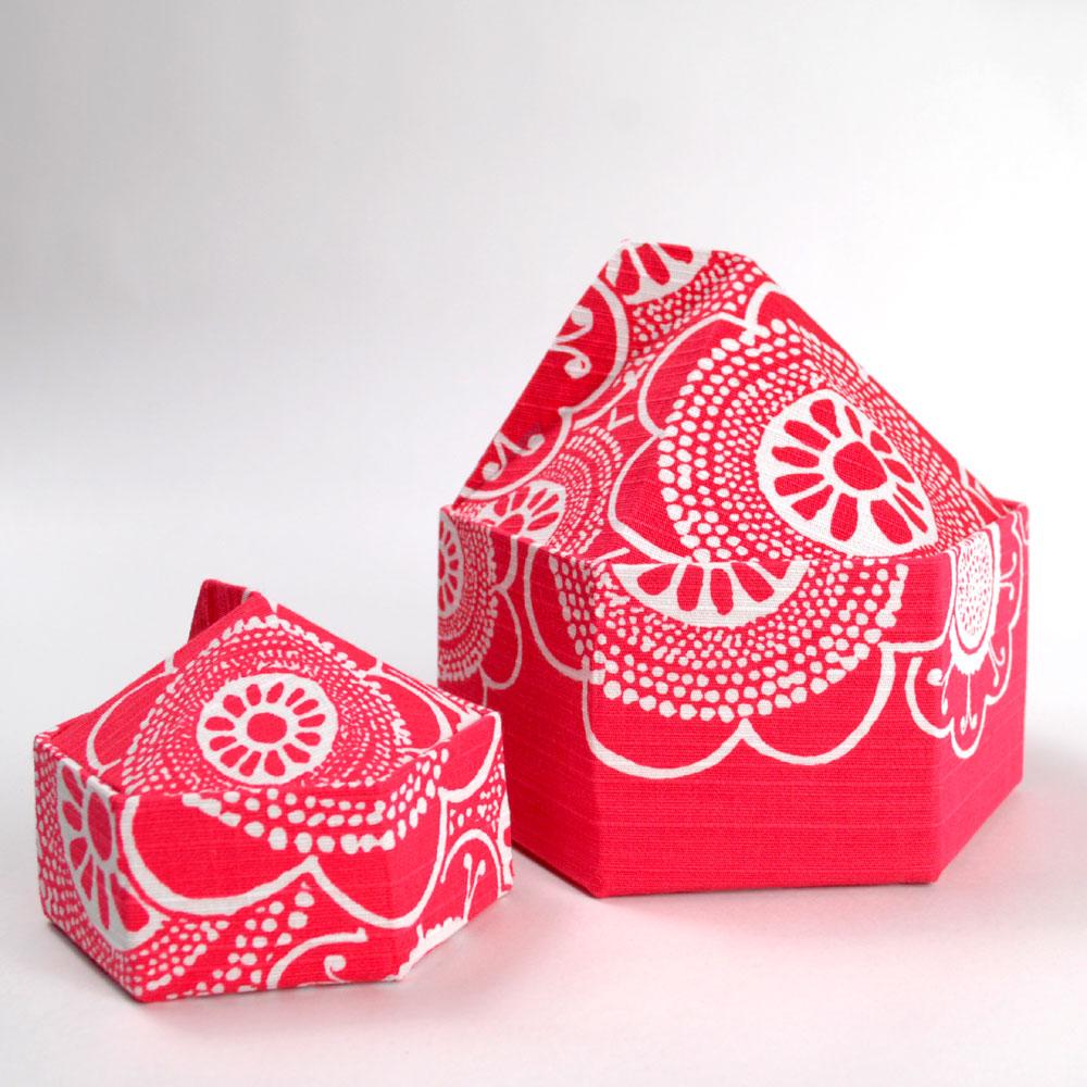 六角アートボックス アマンダ